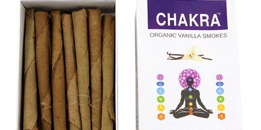 Chakra Herbal Cigarettes