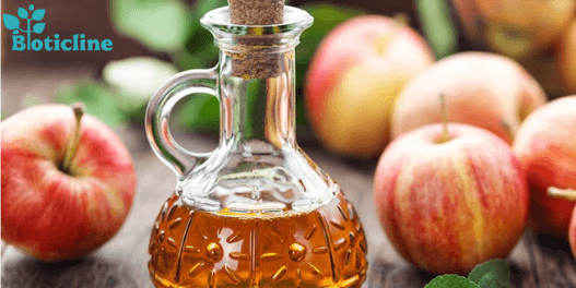 Apply Apple Cider Vinegar