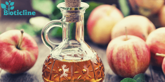 apple cider vinager care your skin