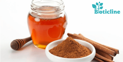 honey and cinnamon mask pimples and acne