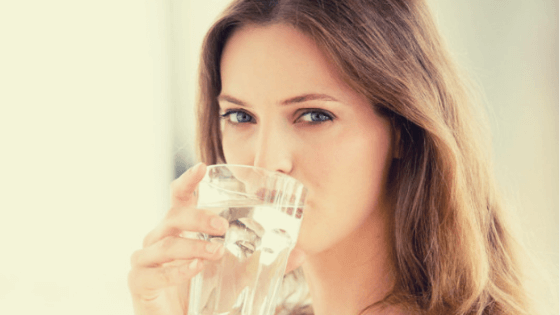Drinking fluid